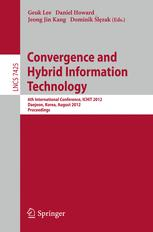 Convergence and Hybrid Information Technology