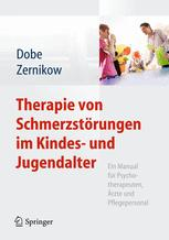 Therapie von Schmerzstörungen im Kindes- und Jugendalter