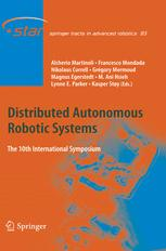 Distributed Autonomous Robotic Systems