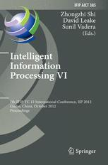 Intelligent Information Processing VI