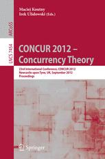 CONCUR 2012 – Concurrency Theory