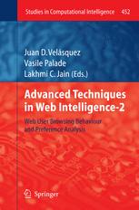 Advanced Techniques in Web Intelligence-2
