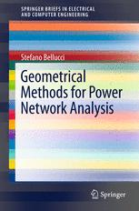 Geometrical Methods for Power Network Analysis