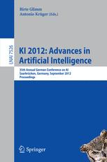 KI 2012: Advances in Artificial Intelligence