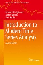 Introduction to Modern Time Series Analysis