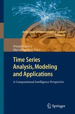 Time Series Analysis, Modeling and Applications