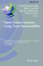 Open Source Systems: Long-Term Sustainability