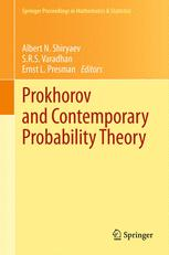 Prokhorov and Contemporary Probability Theory