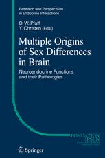 Multiple Origins of Sex Differences in Brain