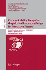 Communicability, Computer Graphics and Innovative Design for Interactive Systems