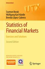 Statistics of Financial Markets