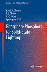 Phosphate Phosphors for Solid-State Lighting