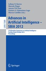 Advances in Artificial Intelligence - SBIA 2012