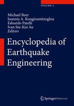 [Encyclopedia of Earthquake Engineering]