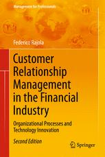 Customer Relationship Management in the Financial Industry