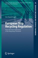 European Ship Recycling Regulation