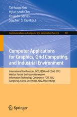 Computer Applications for Graphics, Grid Computing, and Industrial Environment