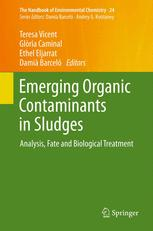 Emerging Organic Contaminants in Sludges