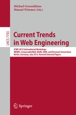 Current Trends in Web Engineering