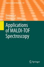 Applications of MALDI-TOF Spectroscopy