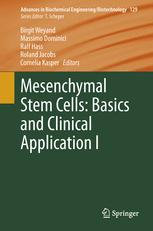Mesenchymal Stem Cells - Basics and Clinical Application I