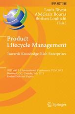 Product Lifecycle Management. Towards Knowledge-Rich Enterprises