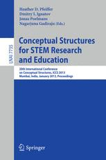 Conceptual Structures for STEM Research and Education