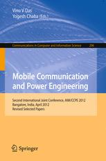 Mobile Communication and Power Engineering
