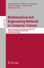Mathematical and Engineering Methods in Computer Science