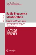 Radio Frequency Identification. Security and Privacy Issues