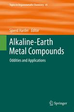 Alkaline-Earth Metal Compounds