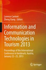 Information and Communication Technologies in Tourism 2013