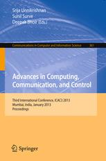 Advances in Computing, Communication, and Control