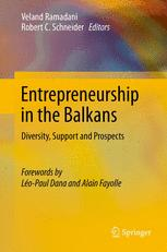 Entrepreneurship in the Balkans