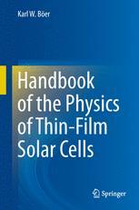 Handbook of the Physics of Thin-Film Solar Cells