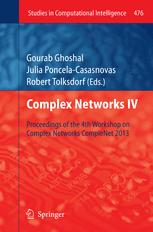 Complex Networks IV