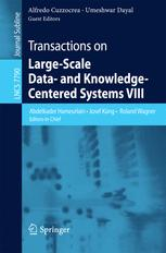 Transactions on Large-Scale Data- and Knowledge-Centered Systems VIII