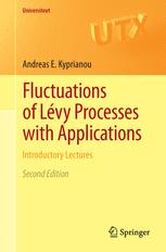 Fluctuations of Lévy Processes with Applications