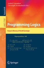 Programming Logics