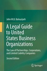 A Legal Guide to United States Business Organizations