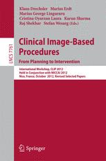 Clinical Image-Based Procedures. From Planning to Intervention