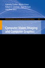 Computer Vision, Imaging and Computer Graphics. Theory and Application