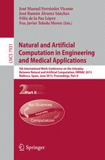 Natural and Artificial Computation in Engineering and Medical Applications