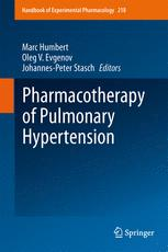 Pharmacotherapy of Pulmonary Hypertension