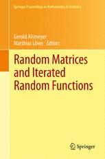 Random Matrices and Iterated Random Functions