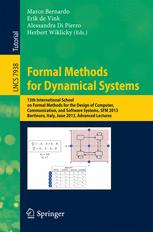 Formal Methods for Dynamical Systems
