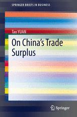 On China's Trade Surplus