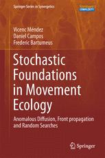 Stochastic Foundations in Movement Ecology