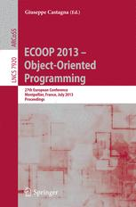 ECOOP 2013 – Object-Oriented Programming