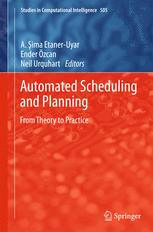 Automated Scheduling and Planning